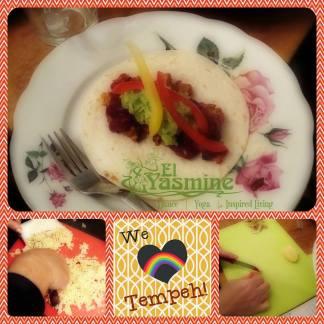 we love tempeh